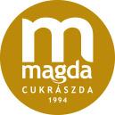 Magda Cukrászda Logo